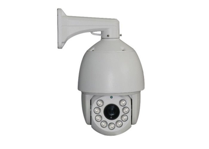 33X Poe Outdoor Ptz Dome Kamera Ptz Night Vision Camera Definisi Tinggi