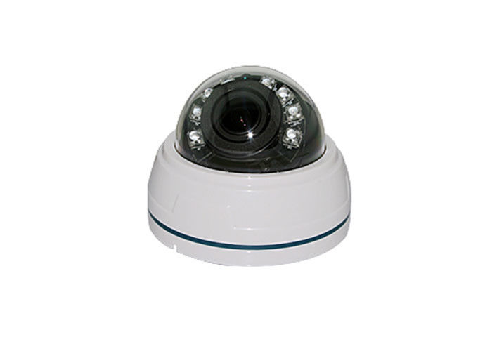 IP66 Analog HD CCTV Camera, 1080p Indoor Dome Security Camera 2MP 20M IR Range