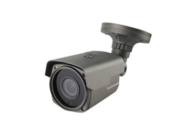 Waterproof Analog HD CCTV Camera, 5MP Black Bullet Camera 30 Meter Jarak IR